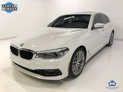 2017 BMW 5 Series for sale at AUTO HOUSE PHOENIX in Peoria AZ