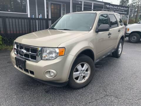 2012 Ford Escape for sale at Georgia Car Shop in Marietta GA