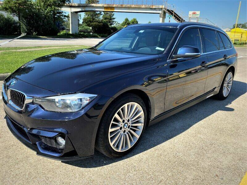 2015 BMW 3 Series for sale at SARCO ENTERPRISE inc in Houston TX