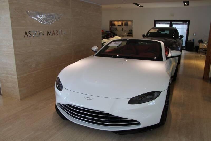 2021 Aston Martin Vantage for sale in Summit, NJ