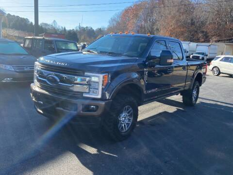 2017 Ford F-250 Super Duty for sale at Luxury Auto Innovations in Flowery Branch GA