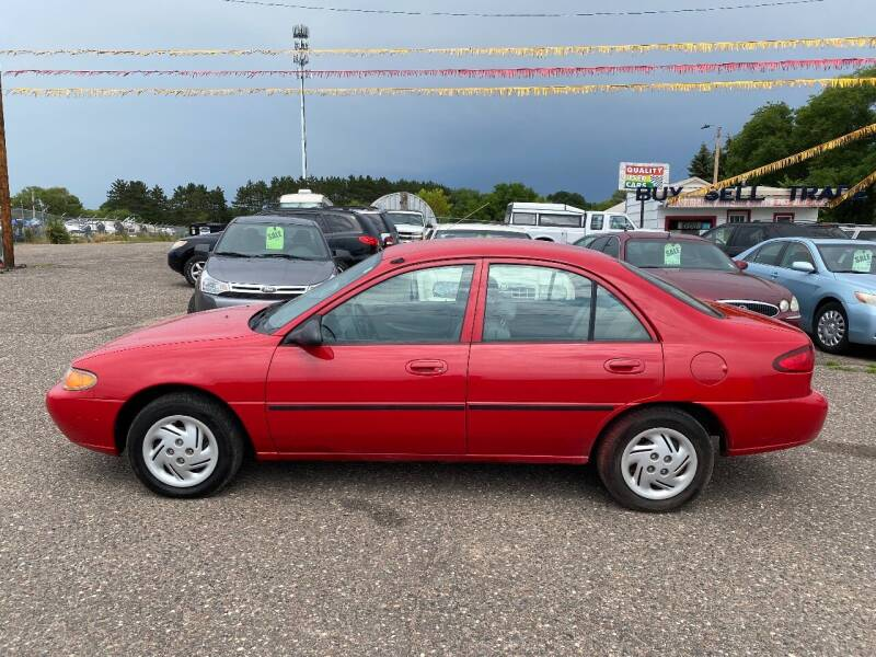 1999 Ford Escort for sale at Affordable 4 All Auto Sales in Elk River MN