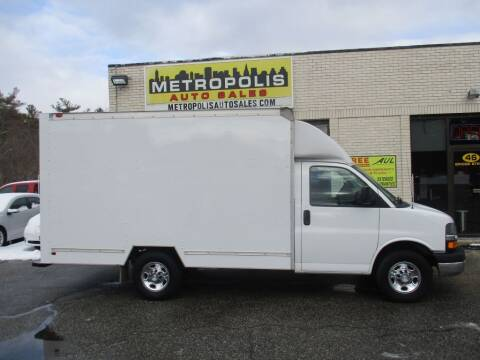 2015 Chevrolet Express Cutaway for sale at Metropolis Auto Sales in Pelham NH