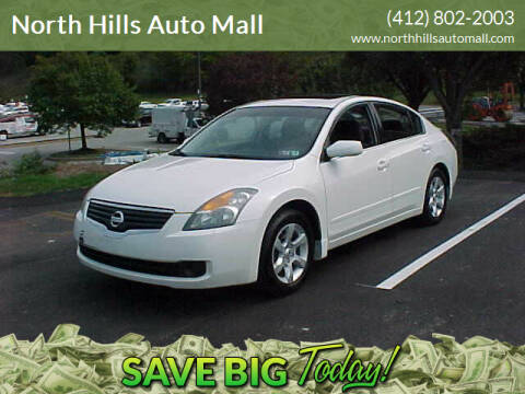 2008 Nissan Altima for sale at North Hills Auto Mall in Pittsburgh PA