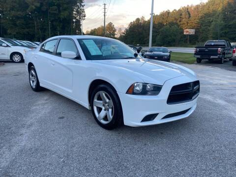 2014 Dodge Charger for sale at Galaxy Auto Sale in Fuquay Varina NC