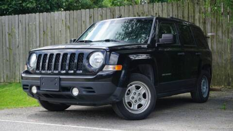 2015 Jeep Patriot for sale at Hidalgo Motors Co in Houston TX