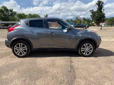 2013 Nissan JUKE for sale at Chubbuck Motor Co in Ordway CO