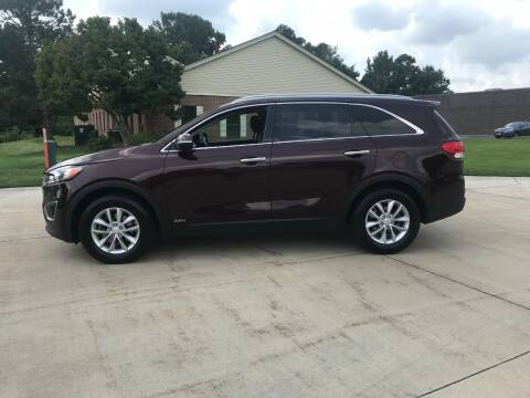 2016 Kia Sorento for sale at Renaissance Auto Network in Warrensville Heights OH