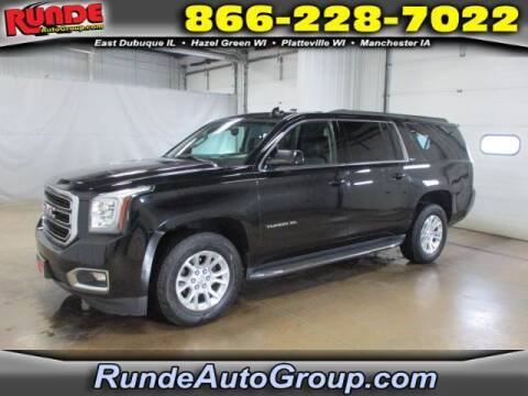 2015 GMC Yukon XL for sale at Runde Chevrolet in East Dubuque IL