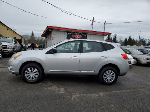 2011 Nissan Rogue for sale at Ron's Auto Sales in Hillsboro OR