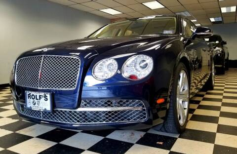 2015 Bentley Flying Spur for sale at Rolfs Auto Sales in Summit NJ