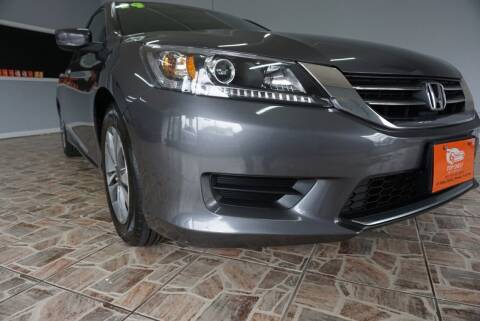 2014 Honda Accord for sale at TOP SHELF AUTOMOTIVE in Newark NJ