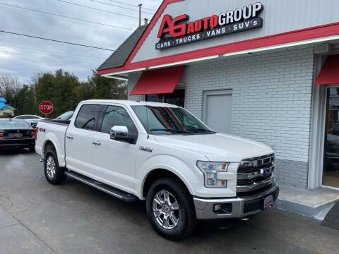 2016 Ford F-150 for sale at AG AUTOGROUP in Vineland NJ