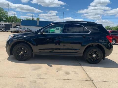2015 Chevrolet Equinox for sale at Elite Auto Plaza in Springfield IL