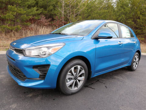 2021 Kia Rio 5-Door for sale at RUSTY WALLACE KIA OF KNOXVILLE in Knoxville TN