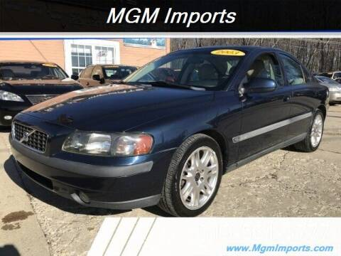 2003 Volvo S60 for sale at MGM Imports in Cincinnati OH