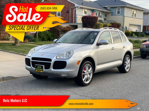 2006 Porsche Cayenne for sale at Reis Motors LLC in Lawrence NY
