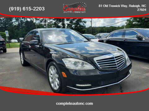 2010 Mercedes-Benz S-Class for sale at Complete Auto Center , Inc in Raleigh NC