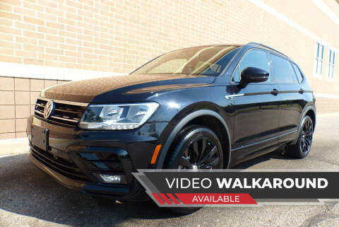 2020 Volkswagen Tiguan for sale at Macomb Automotive Group in New Haven MI