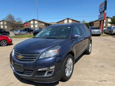 2014 Chevrolet Traverse for sale at Car Gallery in Oklahoma City OK