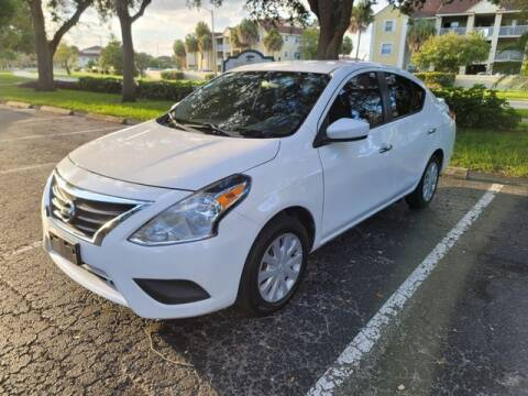 2017 Nissan Versa for sale at Fort Lauderdale Auto Sales in Fort Lauderdale FL