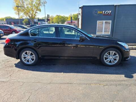 2012 Infiniti G37 Sedan for sale at THE LOT in Sioux Falls SD