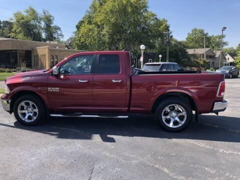 2014 RAM Ram Pickup 1500 for sale at VINE STREET MOTOR CO in Urbana IL