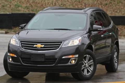 2017 Chevrolet Traverse for sale at MGM Motors LLC in De Soto KS