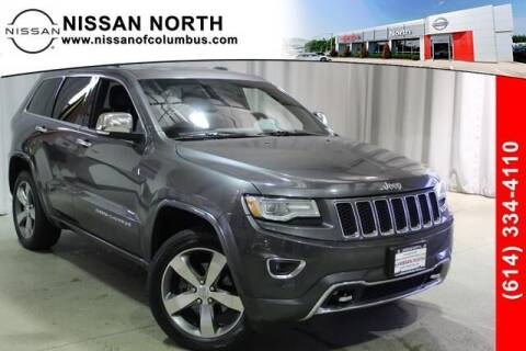 2014 Jeep Grand Cherokee for sale at Auto Center of Columbus in Columbus OH