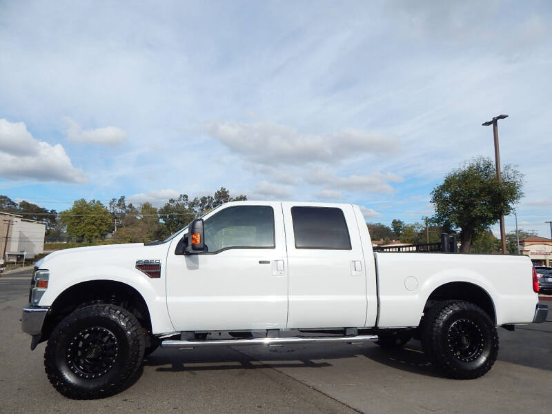 2010 Ford F-250 Super Duty for sale at Direct Auto Outlet LLC in Fair Oaks CA