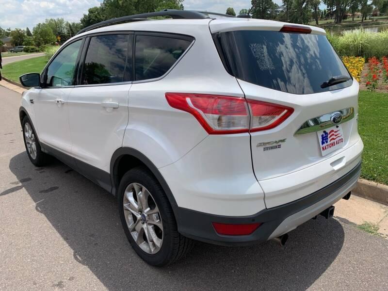 2013 Ford Escape AWD SEL 4dr SUV - Denver CO
