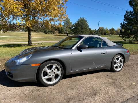 2003 Porsche 911 for sale at At My Garage Motors in Arvada CO