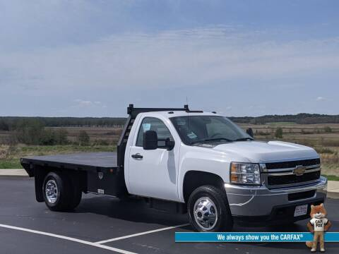 2014 Chevrolet Silverado 3500HD for sale at Bob Walters Linton Motors in Linton IN