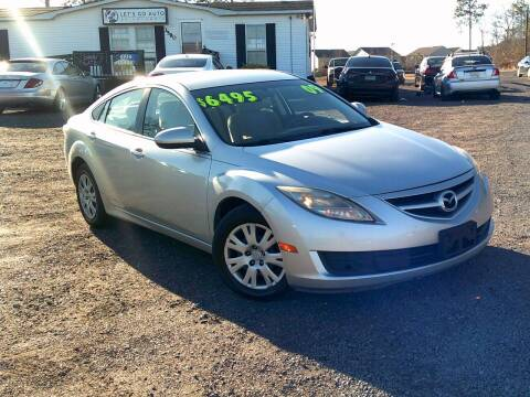 2009 Mazda MAZDA6 for sale at Let's Go Auto Of Columbia in West Columbia SC