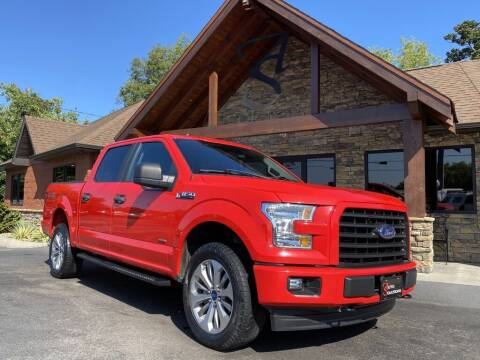 2017 Ford F-150 for sale at Auto Solutions in Maryville TN