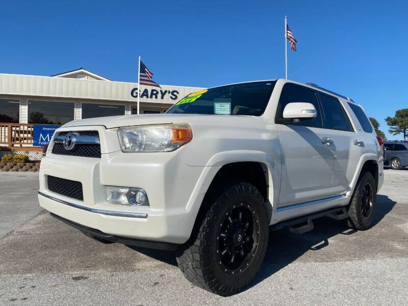 2012 Toyota 4Runner for sale at Gary's Auto Sales in Sneads NC