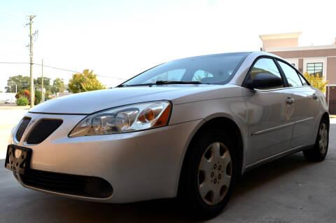 2007 Pontiac G6 for sale at Wheel Deal Auto Sales LLC in Norfolk VA