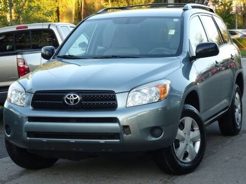 2008 Toyota RAV4 for sale at Deal Maker of Gainesville in Gainesville FL