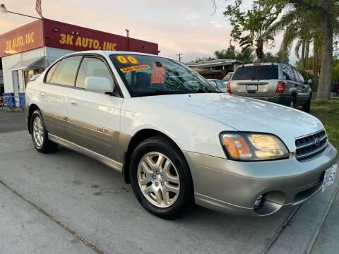 2000 Subaru Outback for sale at 3K Auto in Escondido CA