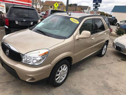 2006 Buick Rendezvous for sale at Diamond Auto Sales in Milwaukee WI