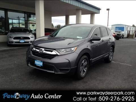 2017 Honda CR-V for sale at PARKWAY AUTO CENTER AND RV in Deer Park WA