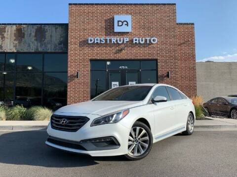 2015 Hyundai Sonata for sale at Dastrup Auto in Lindon UT
