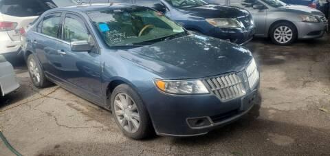 2012 Lincoln MKZ for sale at C.J. AUTO SALES llc. in San Antonio TX