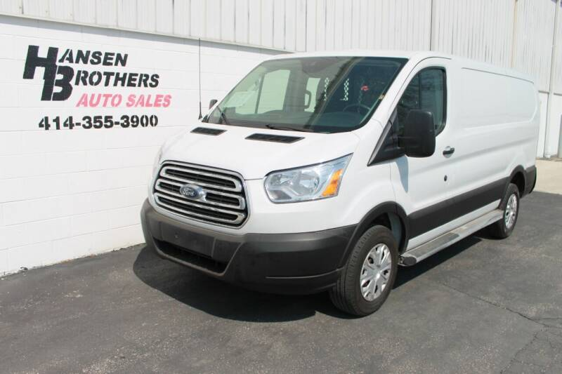 2019 Ford Transit Cargo for sale at HANSEN BROTHERS AUTO SALES in Milwaukee WI