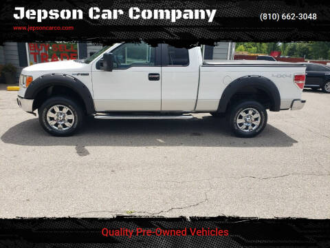 2010 Ford F-150 for sale at Jepson Car Company in Saint Clair MI