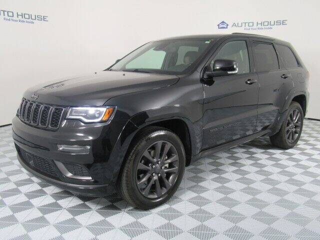 2018 Jeep Grand Cherokee for sale at AUTO HOUSE TEMPE in Tempe AZ