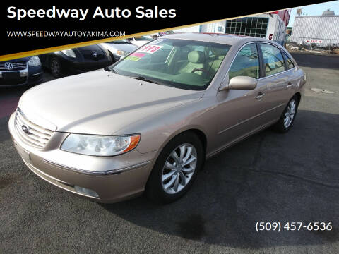 2006 Hyundai Azera for sale at Speedway Auto Sales in Yakima WA