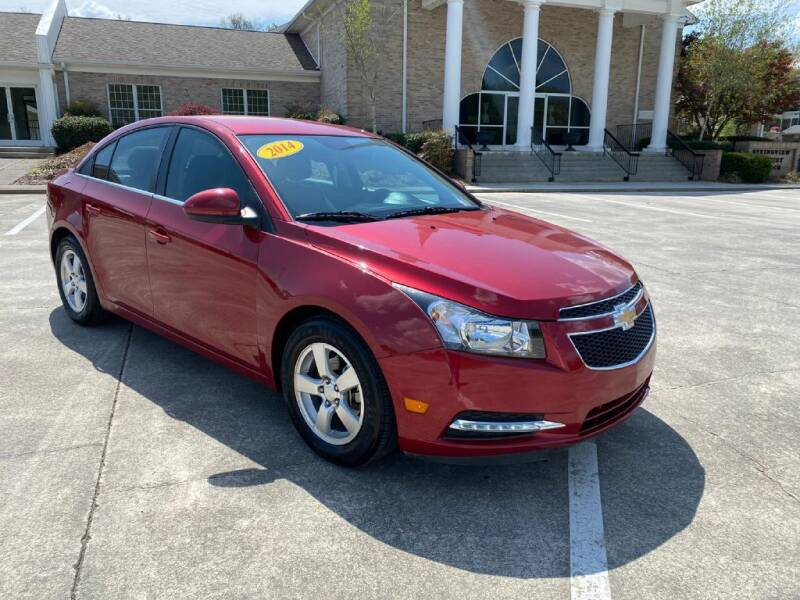2014 Chevrolet Cruze for sale at 411 Trucks & Auto Sales Inc. in Maryville TN