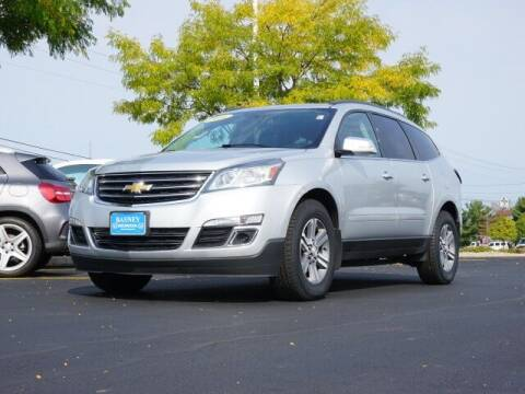 2016 Chevrolet Traverse for sale at BASNEY HONDA in Mishawaka IN