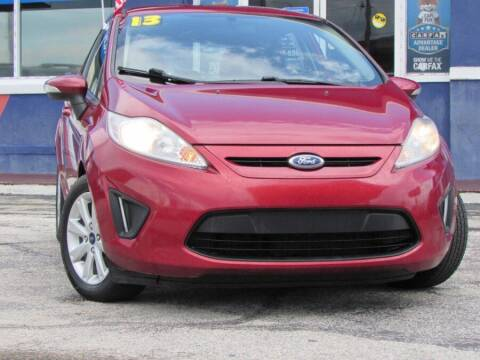 2013 Ford Fiesta for sale at VIP AUTO ENTERPRISE INC. in Orlando FL